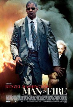 Man on Fire [2004] OK for a re-make. Original is better.