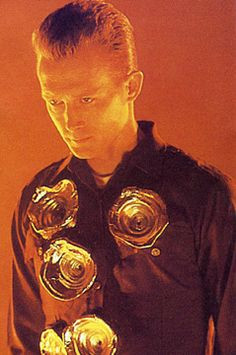 T-1000 in Terminator 2: Judgement Day (Robert Patrick)