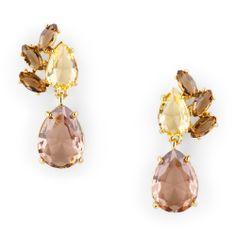 C. Wonder Glamour Bling Earrings