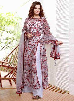 Shop the latest trendy Indian Salwar Kameez, Salwar Suits, Wedding Salwar Kameez from Cbazaar at best price. Kurta Designs, Latest Salwar Suit Designs, Saree Blouse Designs, Abaya Fashion, Suit Fashion, Indian Fashion, Pakistani Dresses, Indian Dresses, Indian Outfits