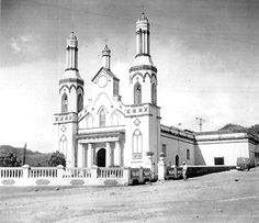 Iglesia de Suyapa, Tegucigalpa, Honduras,