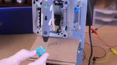 Custom 3D Printer for Less than $100