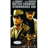 Butch Cassidy and the Sundance Kid starring Paul Newman and Robert Redford