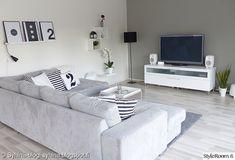 moderni,olohuone,skandinaavinen,sohva,harmaa