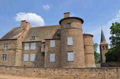 Le château de saint Marcel de Félines