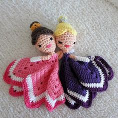Blij dat ik brei: Ridders en Prinsessen - these are precious
