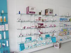 Farmácia Meinedo - prateleiras
