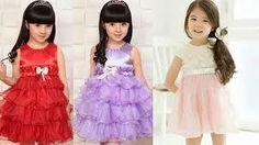 Resultado de imagen para vestidos de graduacion para niña de 5 años