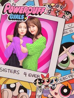 Icons Girls, Blackpink Poster, Mode Kpop, Kpop Posters, Black Pink Kpop, Blackpink Photos, Blackpink Fashion, Indie Kids, Powerpuff Girls