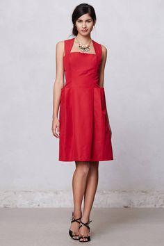 Hanna Racerback Dress - anthropologie.com