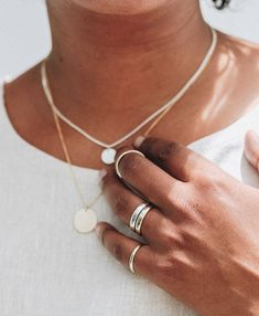 Dear Rae creates stunning pieces, from rings to pendants as well as custom designs. The Bree Street studio may be closed during the lockdown, but its online store is still running. Natural Line, Stuff To Do, Custom Design, Pendants, Jewellery, Running, Studio, Street, Rings