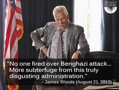 James Woods is quickly becoming my new favorite actor.