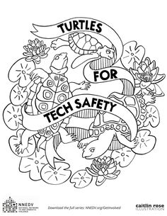 Download the entire series here: http://nnedv.org/GetInvolved #TurtlesForTechSafety