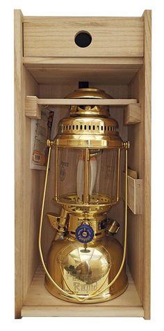 Petromax HK500 pressure paraffin lantern boxed