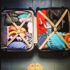 Nisbeths resblogg: Res - med bara handbagage