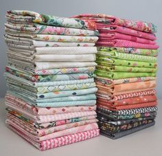 Fresh Cut by Basic Grey for Moda Fat Quarter Bundle from Lady Belle Fabric