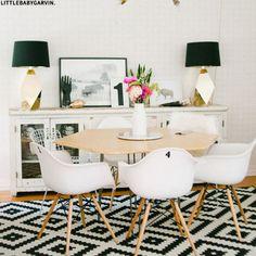 Interior Trend: Hexagonal