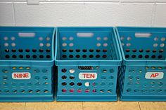 Teaching Tuesday: Decoration and Organization for the High School Classroom*