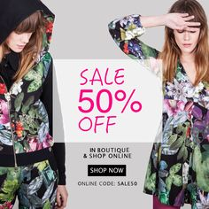WINTER #SALE IS HAPPENING!! Our collection is now 50% OFF both in stores & online on www.naughtydog.it  *Use code SALE50 at checkout! 💋