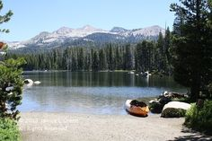 Wrights lake Kayak Fishing   Explore 235 Flat Water Paddling Destinations in California www.kayakandcanoeguidebooks.com