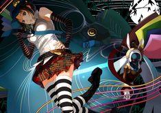 Persona 4 Wallpaper, Character Wallpaper, Latest Hd Wallpapers, Movie Wallpapers, 1080p Wallpaper, Persona 3 Aigis, Ahri League, Amagi Brilliant Park, Blue Haired Girl