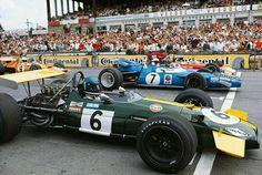 German GP, Nurburgring, 1969. #F1