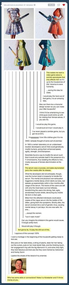 I would play this game in a heartbeat. booyah.
