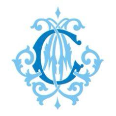 Image result for caroline brackenridge custom letter c monograms