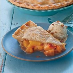 Brown sugar cinnamon peach pie!   Ingredients: 1 1/3 cups cold butter 4 1/4 cups all-purpose flour, divided 1 1/2 teaspoons salt 1/2 to 3/4 cup ice-cold water 8 large fresh, firm, ripe peaches (about 4 lb.) 1/2 cup firmly packed light brown sugar 1/3 cup granulated sugar 1 teaspoon ground cinnamon 1/8 teaspoon salt 1 1/2 tablespoons butter, cut into pieces 1 large egg, beaten 1 1/2 tablespoons granulated sugar  Preparation:  1. Cut 1 1/3 cups butter into small cubes, and chill 15 minutes…