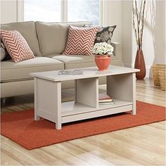 Whimsical without being fussy Original Cottage Coffee Table offers simple clean forms in a mix and match color palette that is both soft and vibrant. Clean lines are complimented by deeply faceted d...