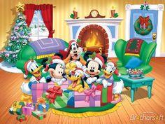 Mickey & The Gang at Christmas