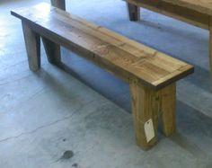 comment fabriquer un banc en bois massif comment bancs et bois massif. Black Bedroom Furniture Sets. Home Design Ideas