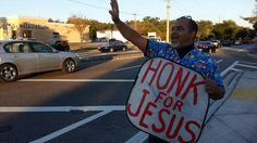 Ariosto Rodriguez of HONK FOR JESUS