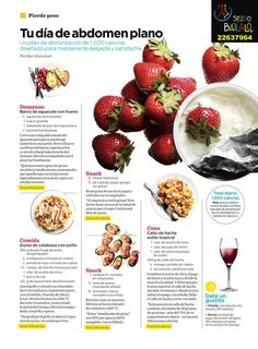 """Women's Health Magazine - July/August 2013 Issue- Win it:Patriotic Picks- Taste Better Together- Your Flat Belly Day- You Lose, You Win"""" / . Best Diet Foods, Best Diets, Ab Diet, Calorie Diet, Flat Belly Foods, Flat Tummy Diet, Flat Stomach, Diet Recipes, Healthy Recipes"""