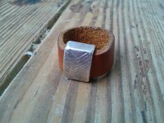 Leather ring                                                                                                                                                                                 More