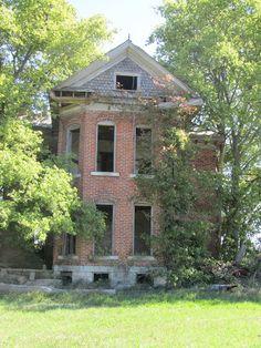 Ansonia, Ohio  Built 1890
