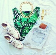 Cute swag summer outfit 2014