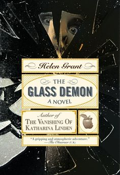 The Glass Demon, US cover
