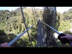 Waiohine Gorge / Tararua Range | GoPro Hero 4