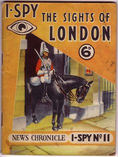 this is london vintage book cover