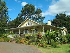 Hawaii plantation home plans plantation cottage 16 just for Hawaiian style architecture