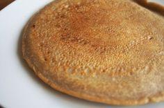 Buchweizen-Pfannkuchen