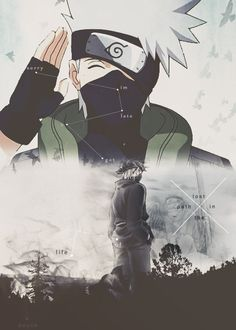 Lost in the path of life - Kakashi