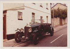 4 1/2 Litre Parked on Alexander Street, Blandford Forum.
