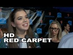 """Ender's Game: Hailee Steinfeld """"Petra Arakanian"""" Comic-Con 2013 Party Interview"""