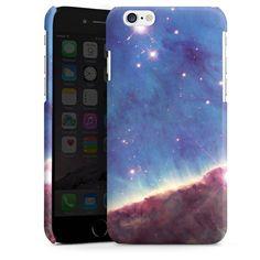 Gabriela Mistral Nebel für Premium Case (glänzend) für Apple iPhone 6 von DeinDesign™