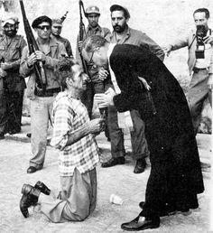 Ejecución de José Rodríguez en Matanzas el 15 de enero 1959   55 AÑOS DE UNA INTERMINABLE PESADILLA http://lagartoverde.com