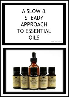 A Slow & Steady Approach To Essential Oils http://bit.ly/1uDcfVP + the brand I chose and why. via New Nostalgia