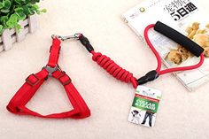 NEO Home Pet Dog HarnessBest No Pull Harness Set for All Sizes Dogs Lightweight Training  Walking Leash100 Guarantee * Learn more by visiting the image link.