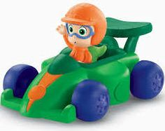FisherPrice Bubble Guppies Nonny and Green Streak bubbleguppies #toys #cars #nonny